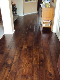 Great Town Floors   Engineered Hardwood   Tuscan : Sienna : Johnson Hardwood  AME E46701,