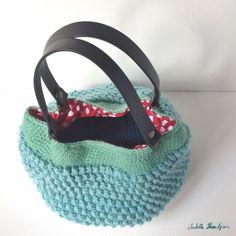 Isabelle Kessedjian: Sac au crochet point Noisette : Sc n°179