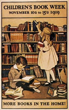 Children's book week, November 10th to 15th, 1919