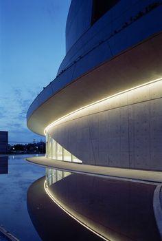 Akiha Ward Cultural Center | Niigata, Japan | Chiaki Arai Urban and Architecture Design | photo © Taisuke Ogawa