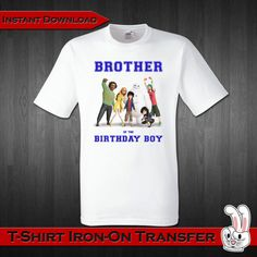 Big Hero 6  All  Brother of the Birthday Boy  от FunnyBunnyStore