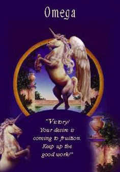Oracle Card Omega   Doreen Virtue   official Angel Therapy Web site