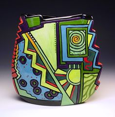 Roger and Sue Bisaillon « The Maine Crafts Guild | Earthenware
