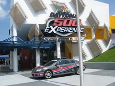 The Rocket Scientist's Guide to Raising Kids: Daytona 500 Experience