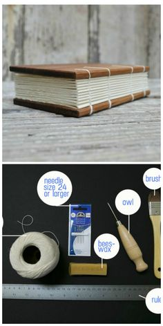 Book Binding: The easiest how-to tutorial