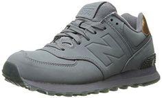 Oferta: 85€ Dto: -28%. Comprar Ofertas de New Balance 574, Zapatillas para Mujer, Gris (Grey), 39 EU barato. ¡Mira las ofertas!