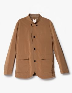 Jacket in Camel by Still by Hand
