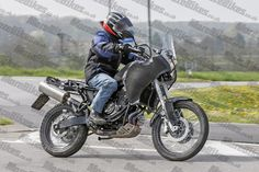 Yamaha Tenere 700 XT700Z spotted in Italy.