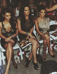 * Kardashian sisters *