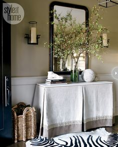 Design by Nam Dang Mitchell,PhotographyStacey Van Berkel-Haines(via Style At Home)