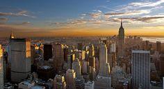 2014 Top World Destinations via Travel Advisor.     NYC