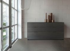 Image result for sleek modern chest of drawers