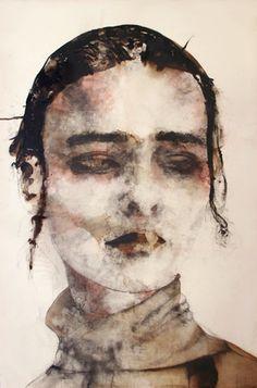 Portraits by Domenico Grenci. h/t Artistic Quibble. Portrait Art, Portraits, Figurative Kunst, Mexico Art, Art For Art Sake, Drawing People, Face Art, Painting Inspiration, Art Images