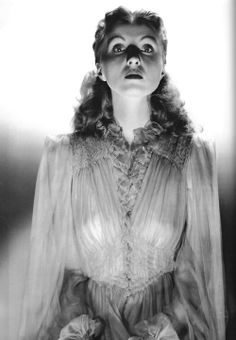 Publicity still of Christine Gordon from, 'I Walked with a Zombie' (1943).