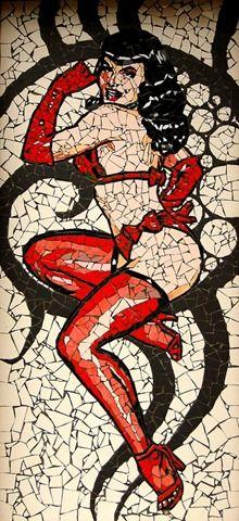 Lady Mosaic