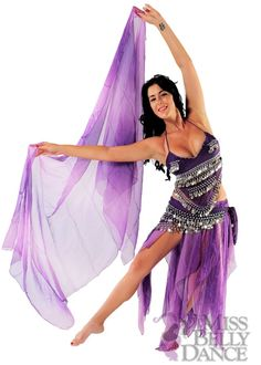 57447e08e5af Belly Dance Skirt-Top-Veil & Hip Scarf Costume Set | Velocity in Voom