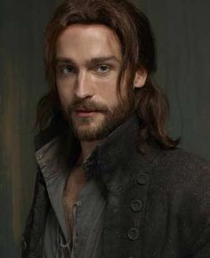 sleepy hollow fox - Tom Mison. Love how sarcastic (and British!) his Ichabod is.