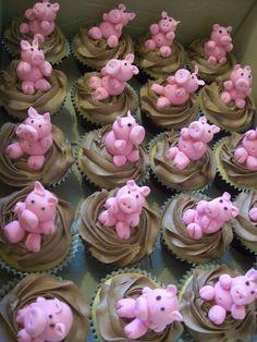 Peppa Pig Cupcakes Auckland