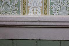 Restoration, Decorative Boxes, Wallpaper, Building, Home Decor, Decoration Home, Room Decor, Wall Papers, Buildings