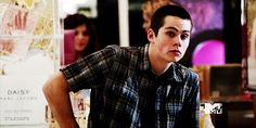 He'll never go out of ~Stiles~.