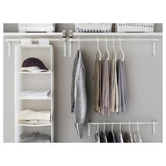 Mulig Clothes Bar White Bedrooms Pinterest Bedroom