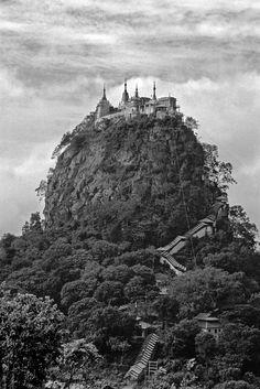 Mount Popa, Burma » Luca Marella