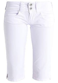 Pepe Jeans VENUS CROP - Jeans Shorts - optic white für 79,95 € (27.04.17) versandkostenfrei bei Zalando bestellen.