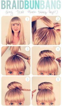 Génial, des tutos pour se coiffer commes les princesses Disney