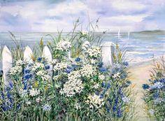 """By The Shore"" by Joy Waldman"