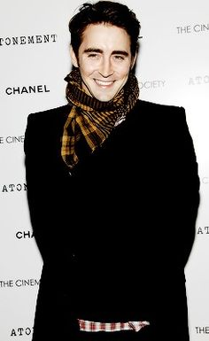 Lee Pace at the Atonement After Party | The Cinema Society & Chanel Beaute, December 3, 2007, New York City.