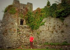 Journey to Ireland for The Gathering: Part One-  at Blackwater Castle in my ancestral village, Cork, Ireland for The Gathering
