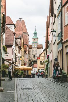 Photo Diary: Rothenburg ob der Tauber, Germany // Is the hype warranted?