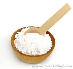 Do it Yourself: Natural Hair & Skin Care: DIY Oil Blotting Powder & Primer