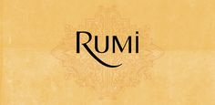 Restaurant Rumi, fine middle eastern cuisine, in Montreal.