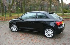 Audi A1 1.6 TDi Sport, always achieve your dreams, you'll get there, trust me you WILL do it in the end.  Focus on your goal and don't divert from it. Xx