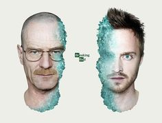 AMC Breaking Bad Posters by Shelby White   Abduzeedo Design Inspiration