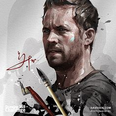 """""""If one day speed kills me, don't cry, because I was smiling."""" - Paul Walker Day 55"""