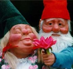 Gnome Love- the fragrance is appealing and appreciated. Also it makes the giver even more sweet.