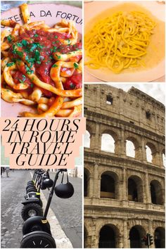 24 Hours in Rome- A Complete Travel Guide