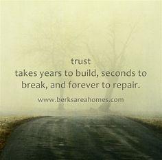 Trust....  #motivation