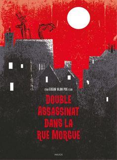 Double assassinat dans la rue Morgue : BD truculente de Céka et Clod