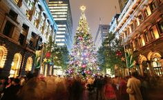 Melbourne's Christmas events