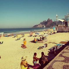 Eu sempre me esqueço como o Rio é lindo... O bom é que toda as vezes que retorno ainda surpreendo.