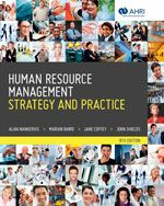 Human Resource Management: Strategy and Practice 8th ed. Thoroughly revised and updated with the latest research findings, this edition incorporates a wealth of new material including: corporate social responsibility, ethics, sustainable management practice, leadership, talent management, industrial relations, and retains its focus on core human resource elements. Located at Campbelltown campus library. #HRM #humanresources #management