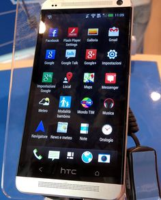 HTC One Smartphone on http://lifeus.net