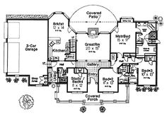 Bungalow House Plans in addition House Plans moreover  on 2300 square foot 4 bedroom house plans