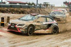 Seat Ibiza 6J Rallycross