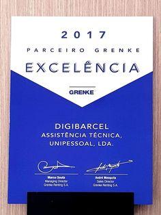 Um reconhecimento por parte do parceiro Grenke AG, pelo desempenho no ano de 2017. Obrigado  #digibarcel #grenke #reconhecimento #parceiro #excelencia V Neck, Women, Bud, Thanks, Woman