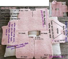 Baby Sewing, Knitting, Pets, Clothes, Crochet For Baby, Tricot, Tejidos, Blue Prints, Animals And Pets