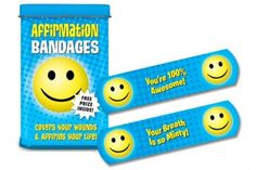 Affirmation-Bandages